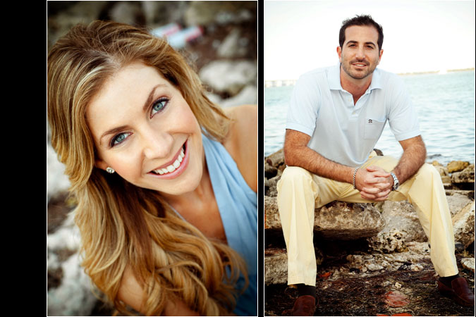 Beach Engagement Photograhphy